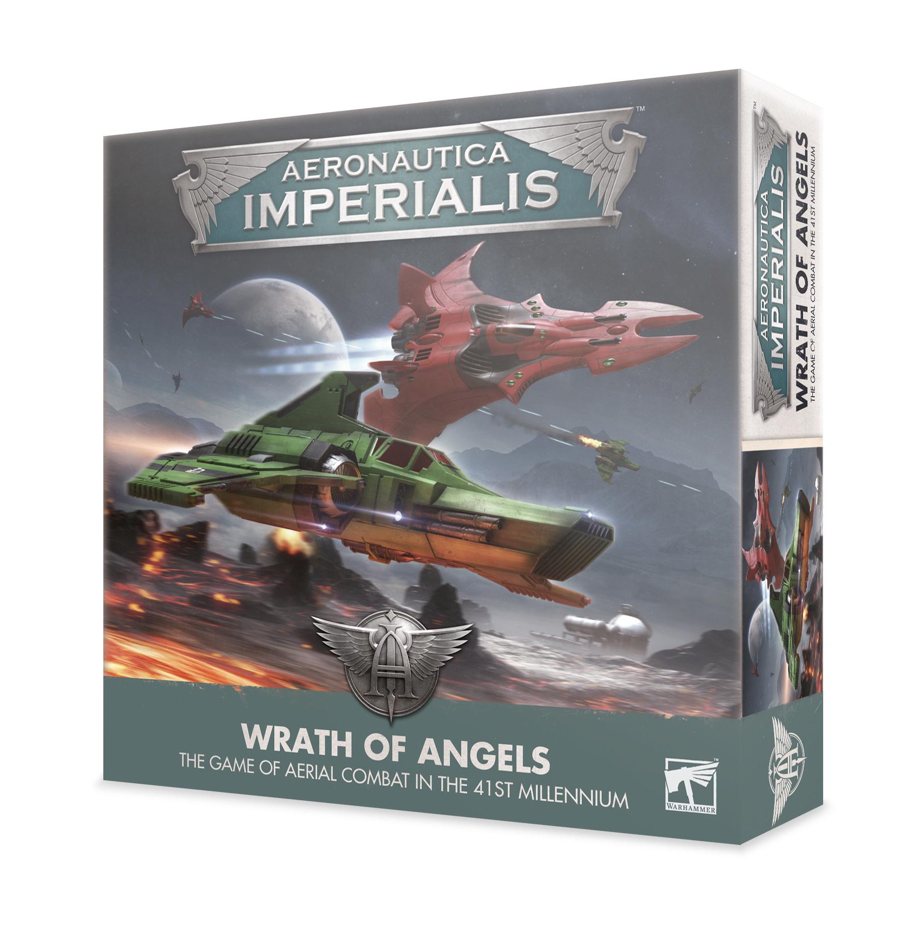 Games-Workshop Aeronautica Imperialis: Wrath of Angels
