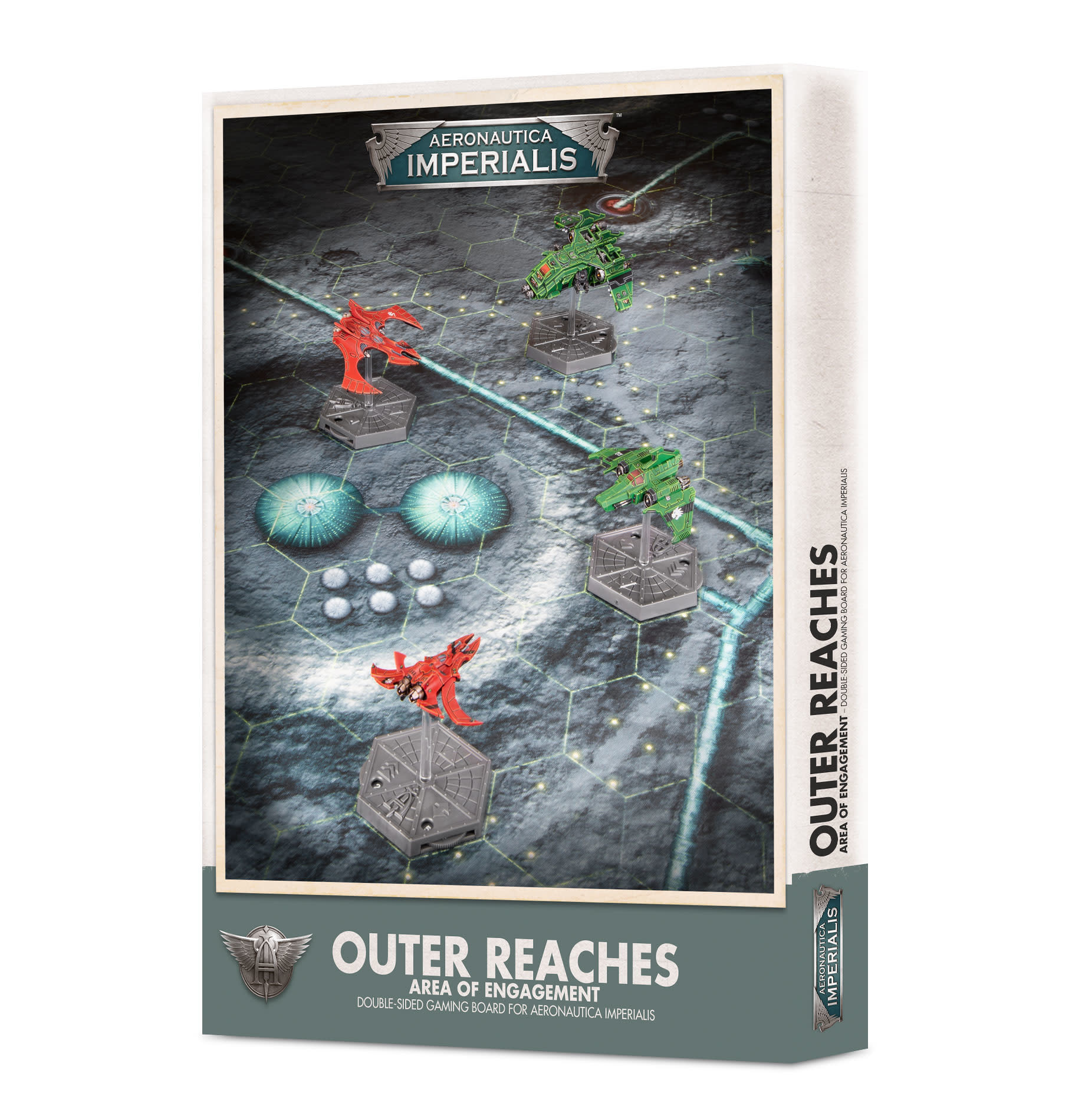 Games-Workshop Area of Engagement: Outer Reaches