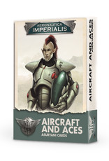 Games-Workshop Asuryani Aircraft & Aces Card Pack
