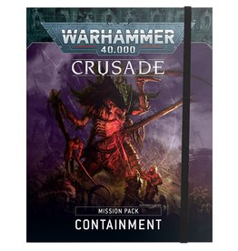 Games-Workshop Crusade Mission Pack – Containment