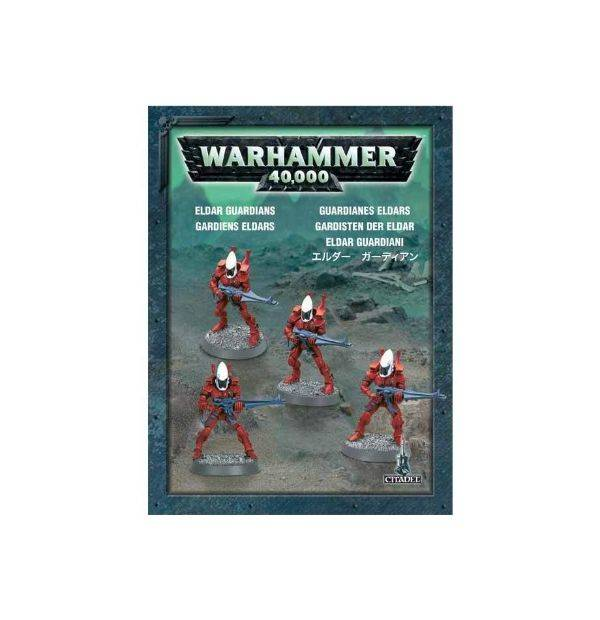 Games Workshop Eldar Guardians (4 Models)
