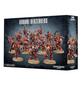 Games Workshop Khorne Berzerkers