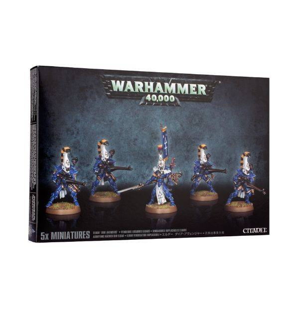 Games Workshop Dire Avengers