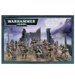 Games Workshop Cadian Shock Troops