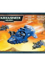 Games Workshop Land Speeder