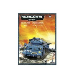 Games Workshop Space Marines Predator