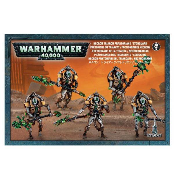 Games Workshop Triarch Praetorians