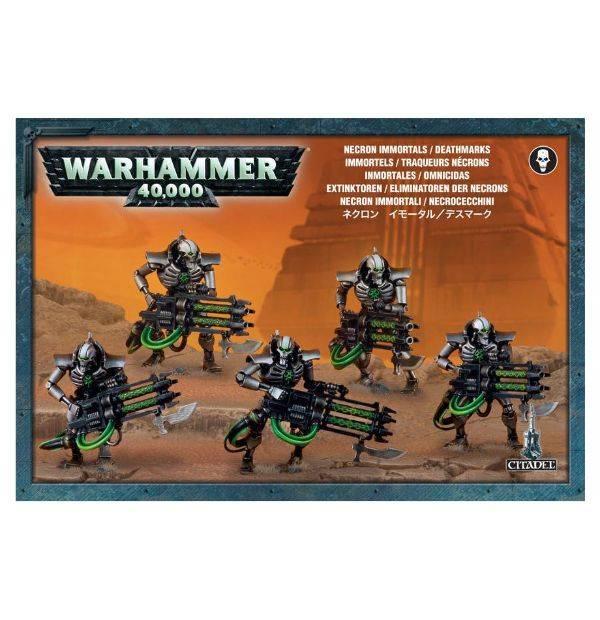Games Workshop Necron Immortals
