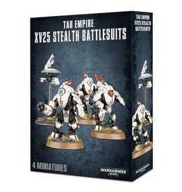 Games Workshop Tau Empire XV25 Stealth Battlesuits