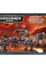 Games Workshop Grey Knights Terminators