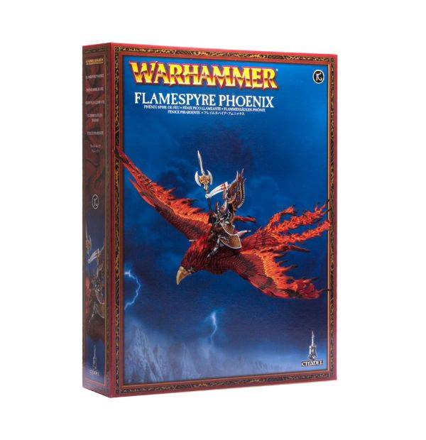 Games Workshop Flamespyre Phoenix