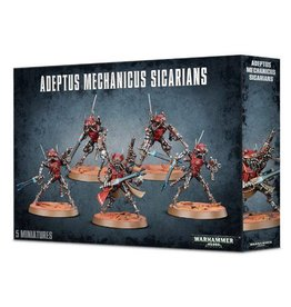 Games Workshop Adeptus Mechanicus  Sicarian Ruststalkers