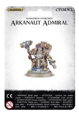 Games Workshop Arkanaut Admiral