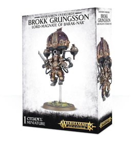 Games Workshop Brokk Grungsson, Lord-Magnate of Barak-Nar