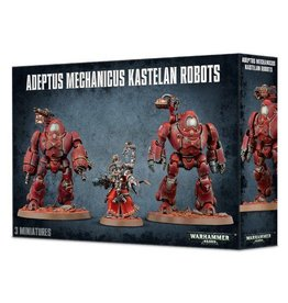 Games Workshop Kastelan Robots