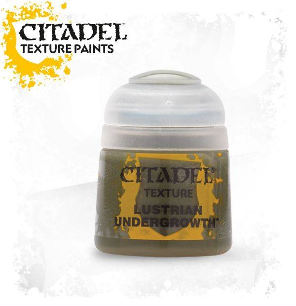 Games-Workshop Texture: Lustrian Undergrowth (12ml)