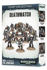 Games Workshop Start Collecting! Deathwatch