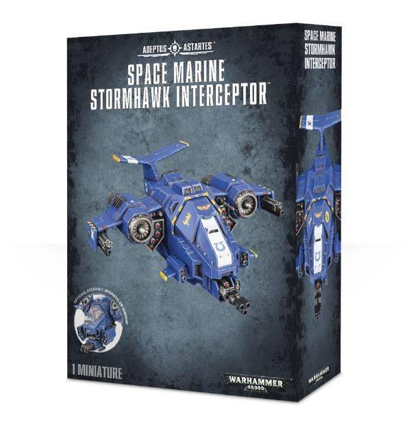 Games Workshop Stormhawk Interceptor