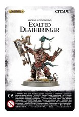 Games Workshop Exalted Deathbringer with Ruinous Axe