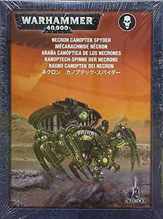 Games Workshop Canoptek Spyder