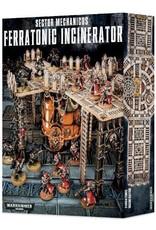 Games Workshop Sector Mechanicus Ferratonic Incinerator