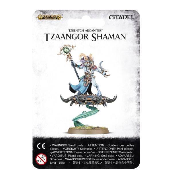 Games Workshop Tzaangor Shaman