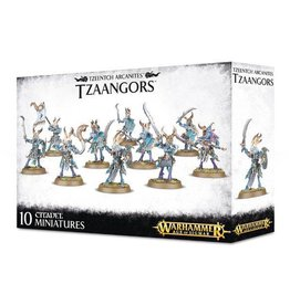 Games Workshop Tzeench Arcanite Tzaangors