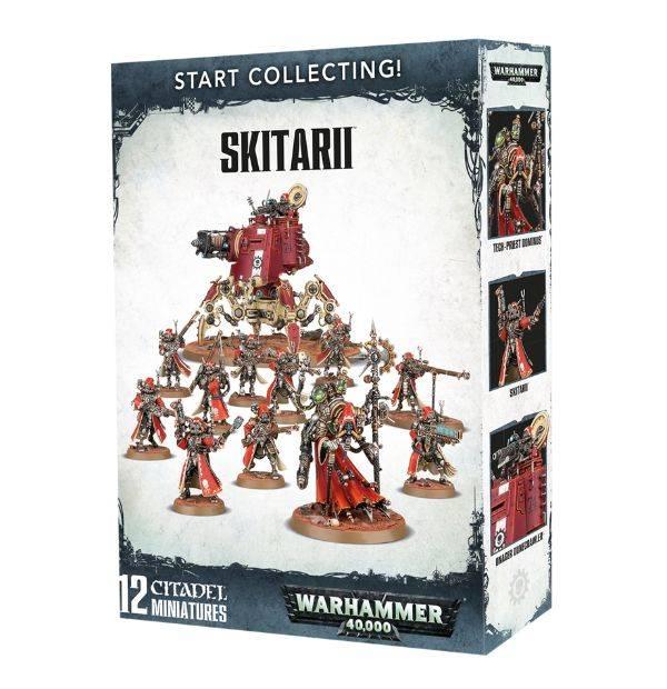Games Workshop Start Collecting! Skitarii