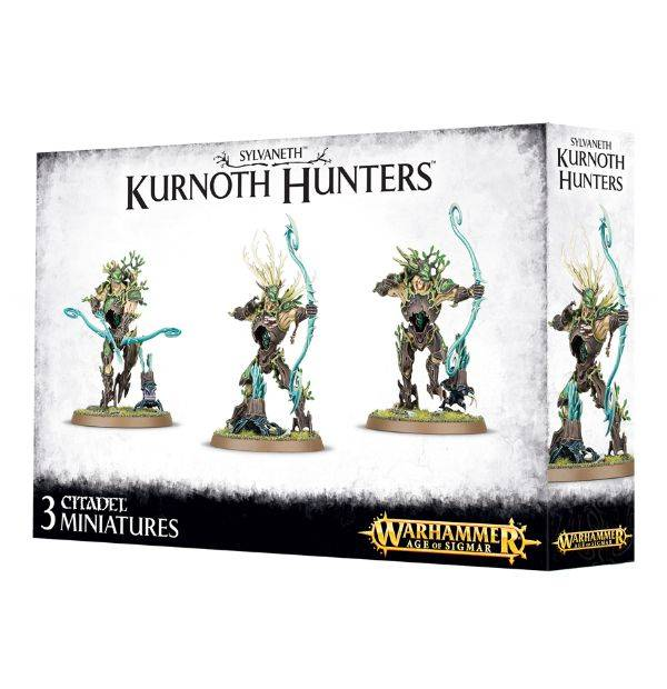 Games Workshop Kurnoth Hunters