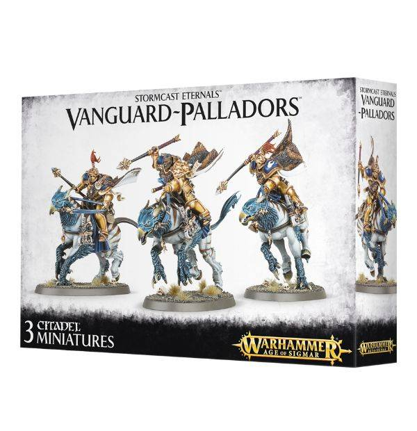 Games Workshop Vanguard-Palladors
