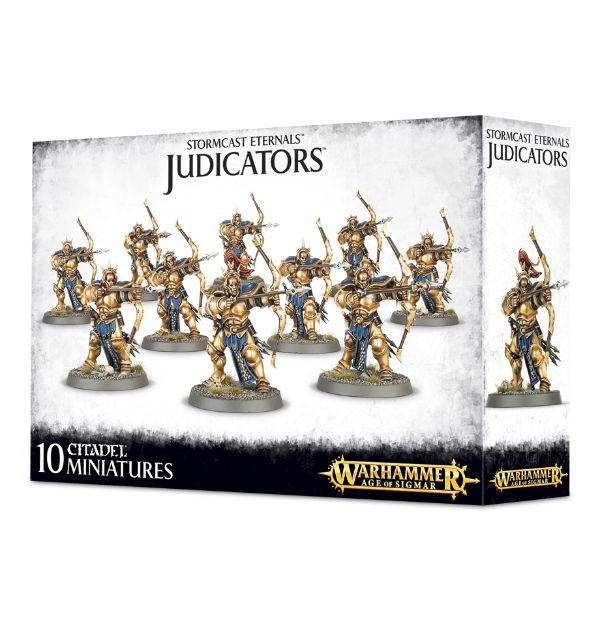 Games Workshop Judicators