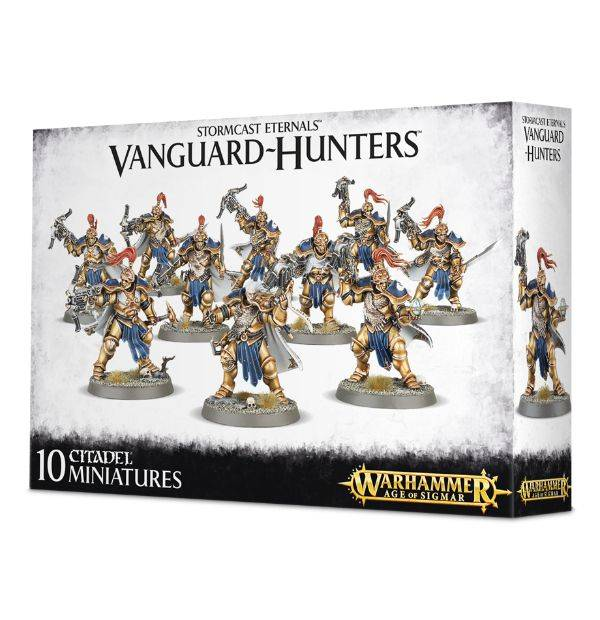 Games Workshop Vanguard-Hunters