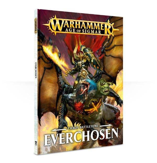 Games Workshop Battletome: Everchosen (Hardback)