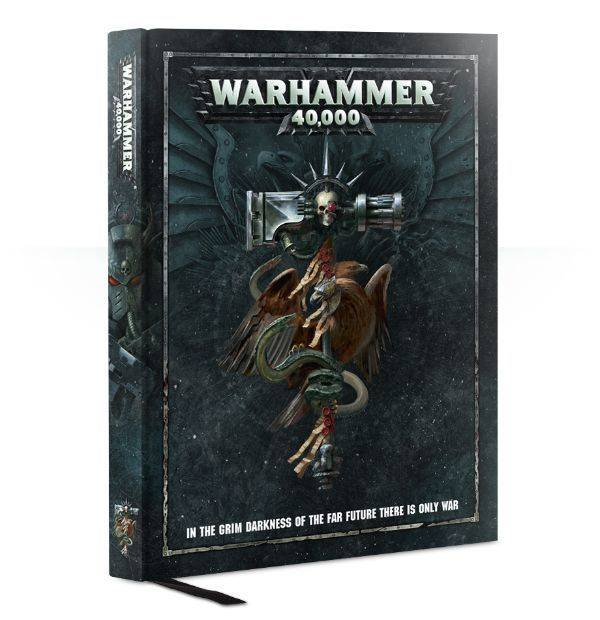 Games Workshop Warhammer 40,000 Rulebook