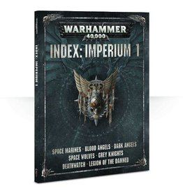 Games Workshop Index: Imperium 1