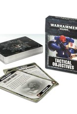 Games Workshop Warhammer 40,000 Tactical Objective Cards