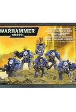 Games Workshop Space Marine Terminator Squad