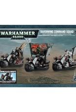 Games Workshop Dark Angels Ravenwing Command Squad