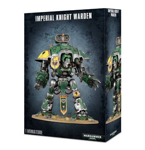 Games Workshop Imperial Knight Warden