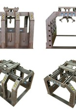 Frontline-Gaming ITC Terrain Series: Industrial Crane