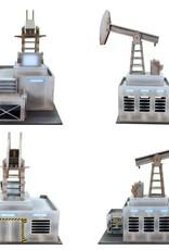 Frontline-Gaming ITC Terrain Series: Industrial Pumpjack