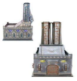 Frontline-Gaming ITC Terrain Series: Industrial Plant