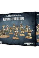 Games Workshop Neophyte Hybrid Squad