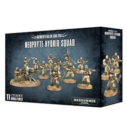 Games Workshop Neophyte Hybrid Squad