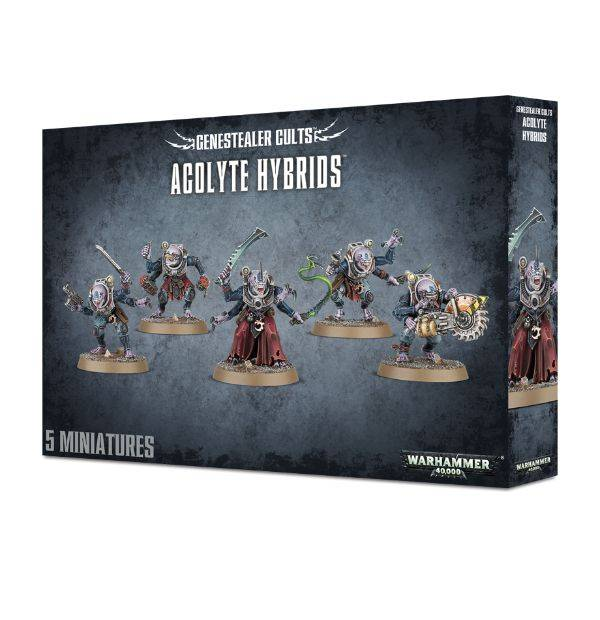 Games Workshop Acolyte Hybrids