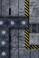 Frontline-Gaming FLG Mats: Industrial 1 4x4'