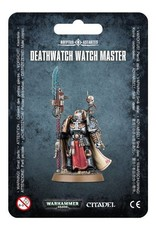 Games Workshop Deathwatch Watch Master
