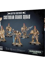 Games Workshop Custodian Guard Squad