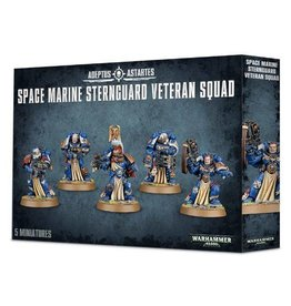 Games Workshop Sternguard Veteran Squad