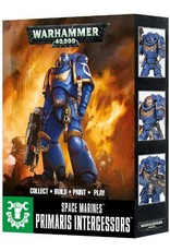 Games Workshop Easy to Build Space Marine Primaris Intercessors